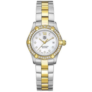 TAG Heuer Aquaracer Ladies Bicolour mit Brillanten
