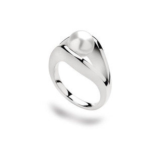 Ring 925/- Sterlingsilber rhodiniert