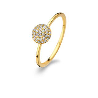 GRACE RING GP CZ